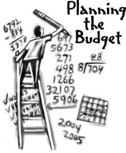 buget pentru evenimente si proiecte