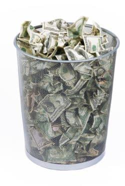 Cum sa pierzi bani in fiecare zi