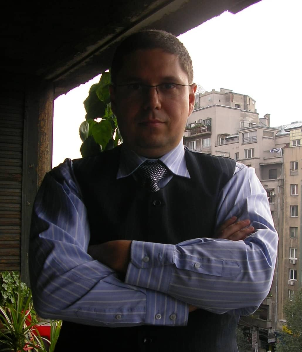 Radu Gheorgheza: firma in Bulgaria