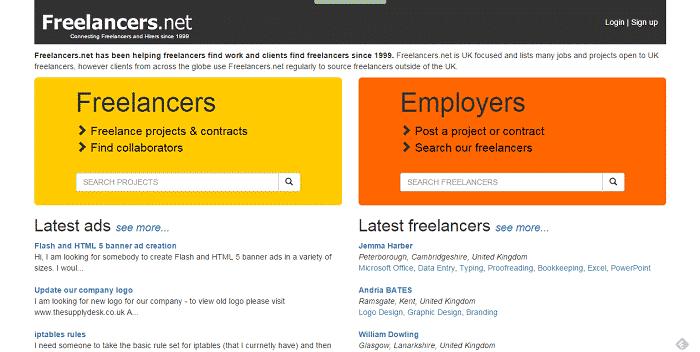 Freelancers.net