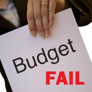 Motive pentru care un Buget Personal Esueaza