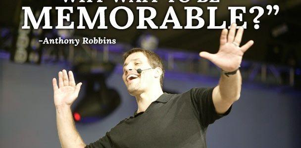 Top 11 Citate Inspirationale despre viata si succes spuse de Tony Robbins
