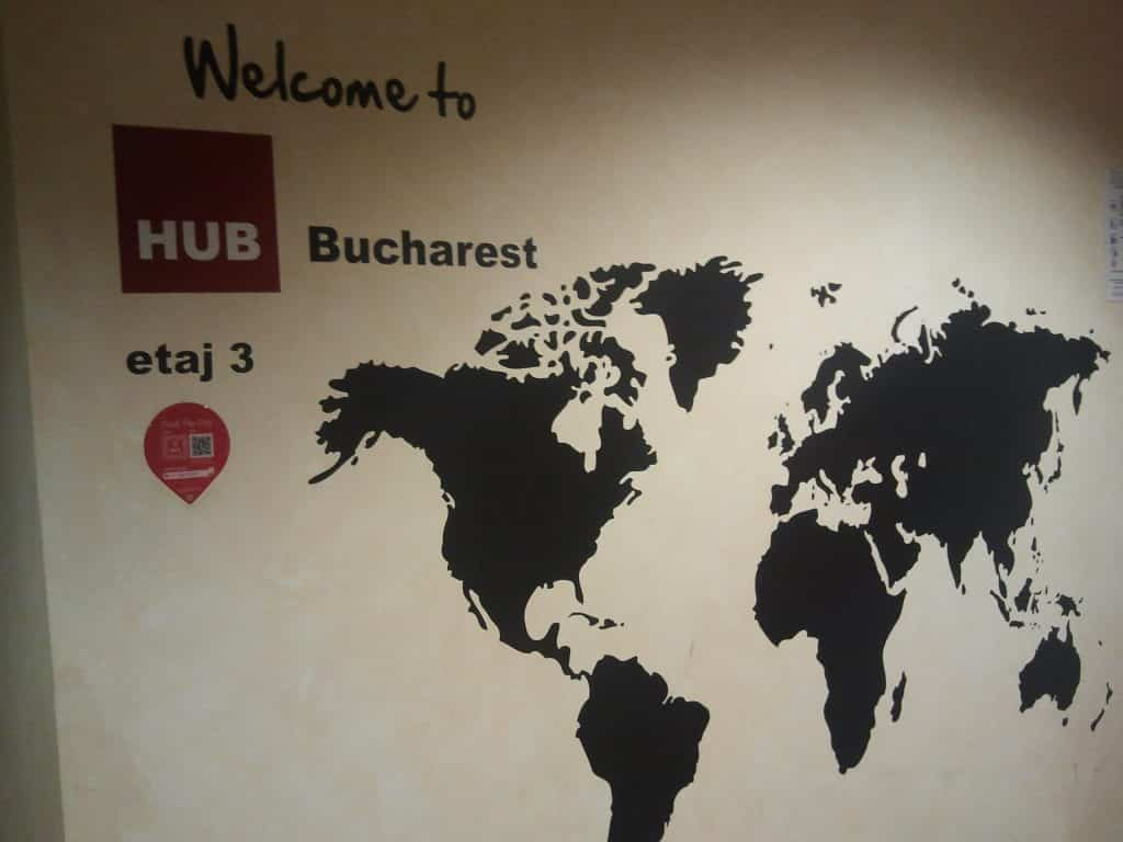 The HUB Bucharest 4