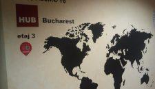 The HUB Bucharest – Un loc unde m-am simtit foarte bine muncind!