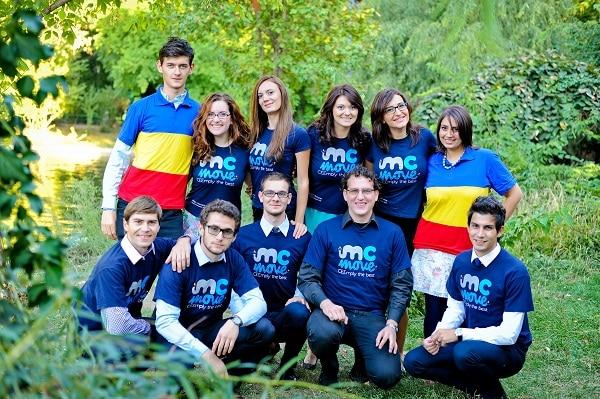 Echipa AIESEC Romania