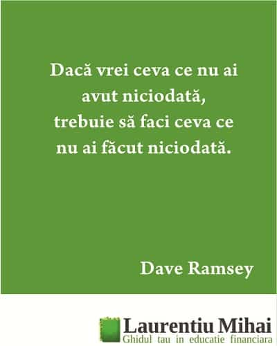 Citat Dave Ramsey