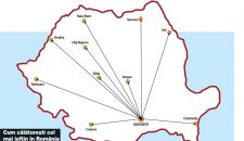 Cu ce mijloc de transport calatoresti cel mai ieftin in Romania