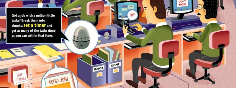 Lucreaza mai inteligent – nu mai greu