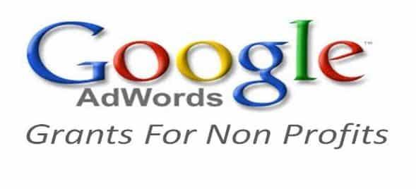 Google Adwods gratuit pentru ONG-uri prin Google Ad Grant