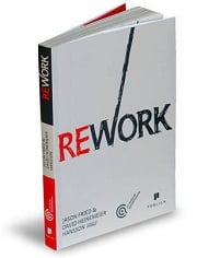 Rework de David Heinemeier Hansson şi Jason Fried