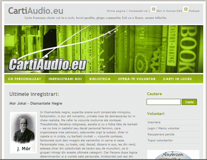 carti audio eu