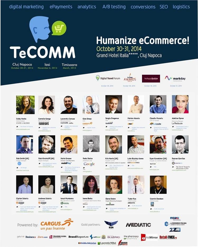 TeCOMM 2014