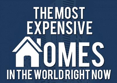 Cele mai scumpe proprietăţi din lume