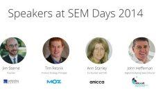 John Heffernan completează lista invitaților speciali la SEM Days 2014