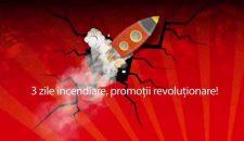 Promotii bune oferite de eMAG de Revolutia Preturilor!