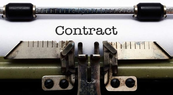 Contract de munca - model