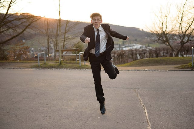 La 18 ani ar trebui sa te gandesti la viata ta ca la un startup
