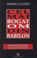 carti de dezvoltare personala - cel mai iubit om din Babilon