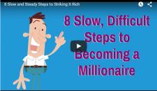 [Video] 8 mici pasi catre o viata mai prospera