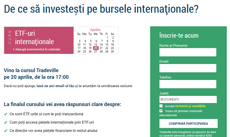 burse internationale