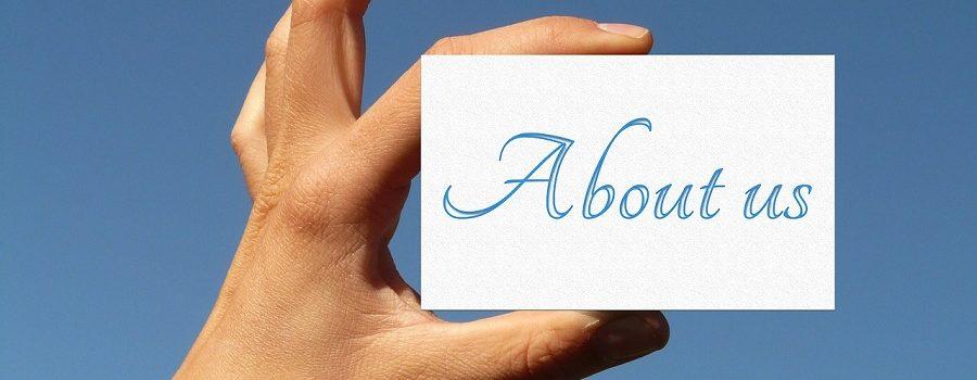"""7 pasi pentru transformarea paginii """"Despre tine"""" intr-o carte de vizita impecabila"""