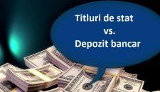titluri de stat vs depozite bancare 2016