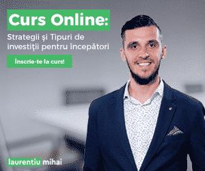 Curs Online Investitii pentru incepatori