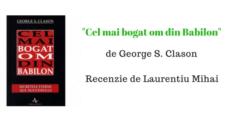 Recenzie: Cel mai bogat om din Babilon de George S. Clason