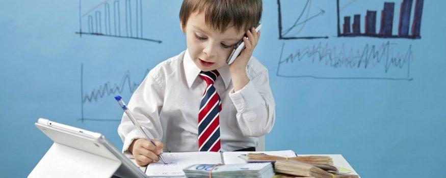 Copilul sănătos financiar (3 Tehnici pentru părinţi)
