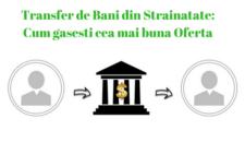 Transfer de Bani din Strainatate: Cum gasesti cea mai buna Oferta