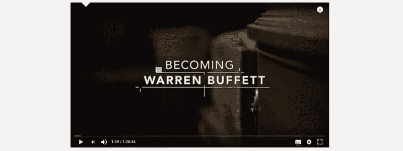 Becoming Warren Buffett 2017 – Documentar