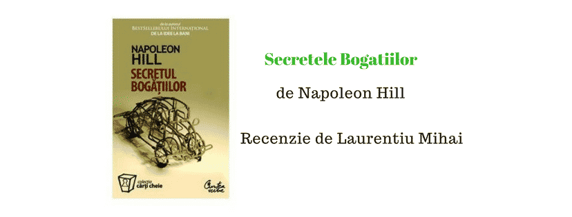 napoleon hill secretul bogatiilor pdf