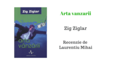 Recenzie – Arta Vanzarii de Zig Ziglar