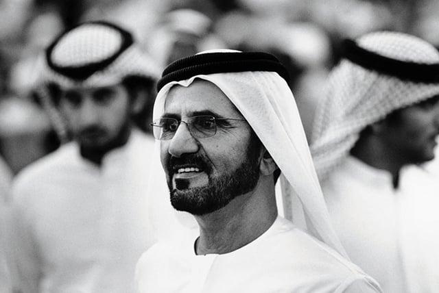 10 citate spuse de Sheikh Mohammed bin Rashid Al Maktoum