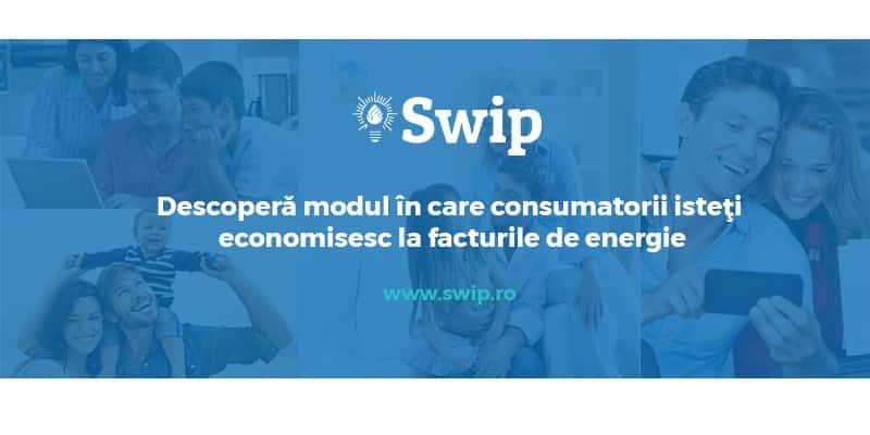 Swip.ro – Un startup care te ajuta sa economisesti bani cu facturile de energie din casa ta