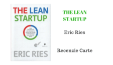The lean startup – Eric Ries – Recenzie carte
