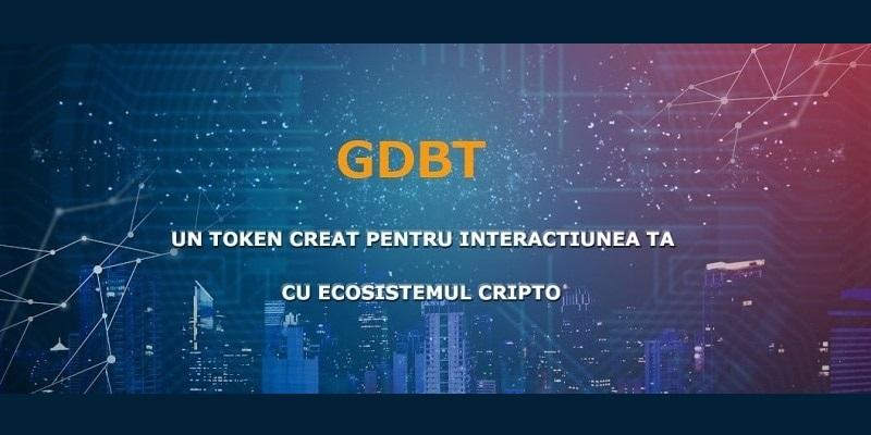 GDBT – Moneda comunitatii crypto din Romania