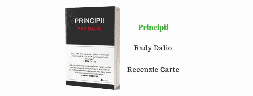 Principii de Ray Dalio – Recenzie Carte