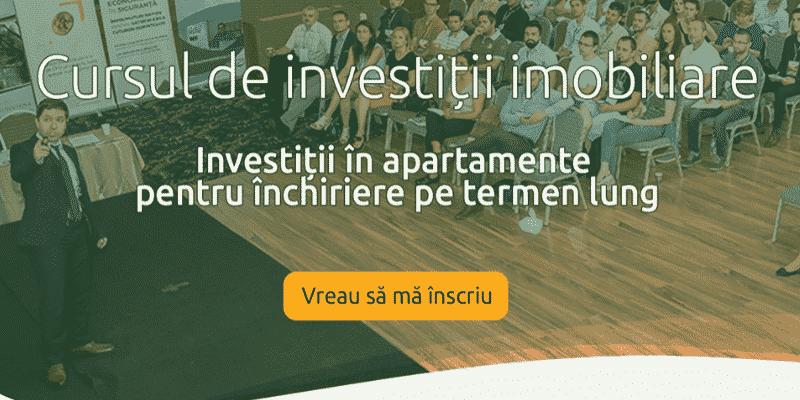 Curs investitii imobiliare 2020