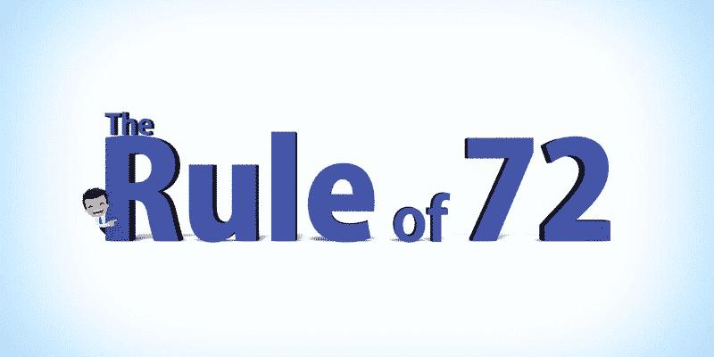 regula lui 72